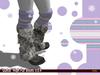 "-SKIFIJA- ""Gutsa"" High Fur Boots v.0.4 Lara"