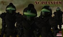 XC-Phantom Ops. Div. Combat Armor v1.0 - Robot Avatar