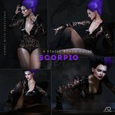 :studiOneiro: Scorpio BENTO set /poses/