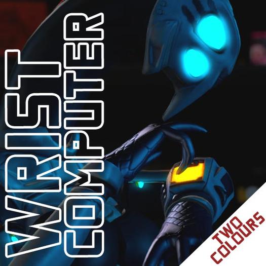 [inZoxi] - Wrist Computer Typer