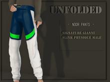 UNFOLDED / Noor Pants - White