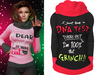 !PCP :: Annie Ugly Sweater [That Grinch]