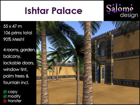 Ishtar Palace *** Ancient Palace ***