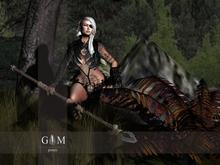 +gemposes+ - Huntress - [ADD-HUD] -