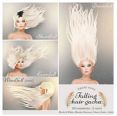 Tableau Vivant // Falling hair Gacha - Downfall - Blonds