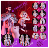 THIS IS WRONG Lovebites Belleza (pack) - 03