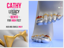 LEGACY FOOT & FEET ::: JEWELS & JEWELRY ::: ACCESSORY & ACCESSORIES