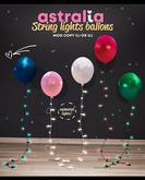 Astralia - String Lights Balloons