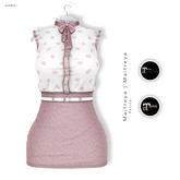 Gawk! DEMO Vintage Blouse Dress (Mesh) - for Maitreya Mesh Body & Classic Avatar