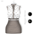 GAWK! Taupe Vintage Blouse Dress | for Maitreya Lara | Maitreya Petite