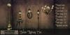 Eclectica Curiosities-Gothic Lighting Set