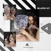 "Blupr/nt - ""SLIMANE"" HEADSCARF - (Extreme Fatpack)"