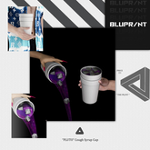 """Blupr/nt - """" PLUTO """" Cough Syrup Cup"""
