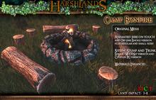 [Harshlands] Camp Bonfire