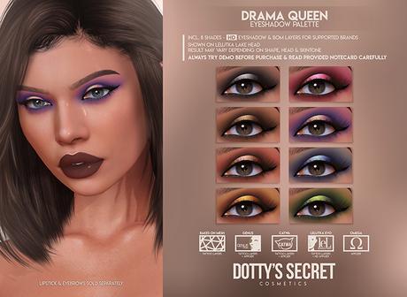 Dotty's Secret - Drama Queen - Eyeshadow