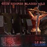 [:TCR:] Grim Reaper's Blades for Women v2.2-REPRISED