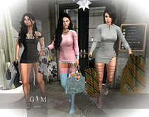 +gemposes+ - Shopping Queens - [ADD-HUD] -