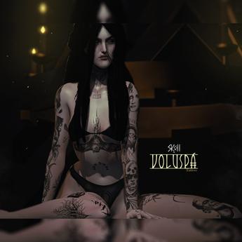 Sköll - Voluspá tattoo