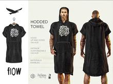 flow . Hooded Towel 01