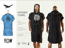 flow . Hooded Towel 02