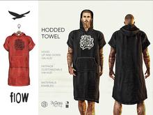 flow . Hooded Towel 05
