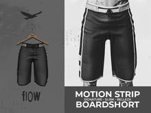 flow . Motion Stripe Boardshorts - 01