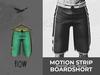 Flow motion strip boardshort 02