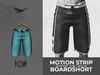 Flow motion strip boardshort 03