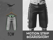 flow . Motion Stripe Boardshorts - 04
