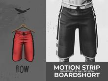 flow . Motion Stripe Boardshorts - 05