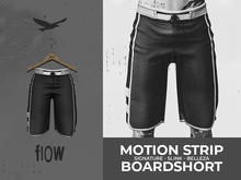 flow . Motion Stripe Boardshorts - 06