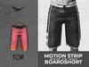 Flow motion strip boardshort 07