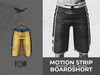 Flow motion strip boardshort 08