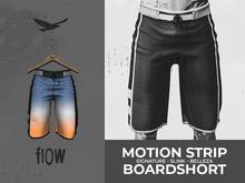 flow . Motion Stripe Boardshorts - 09