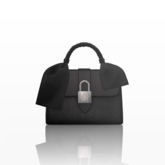 MOGUL (Anja Locky Bag) - Onyx
