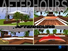 Afterhours - outdoor disco club Inside Studio