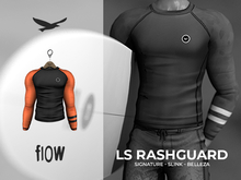 flow . LS Rashguard - 02