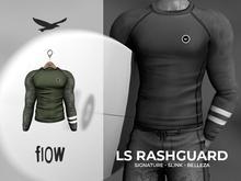 flow . LS Rashguard - 03