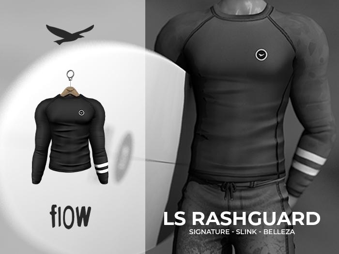 flow . LS Rashguard - 04