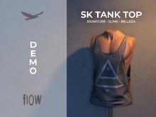 flow . SK Tank Top Demo