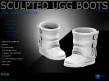 Sculpt full perm ugg boots  no.11 for shoes designers