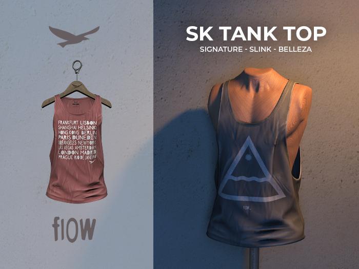 flow . SK Tank Top 02