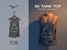 flow . SK Tank Top 03