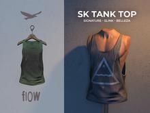 flow . SK Tank Top 06