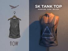 flow . SK Tank Top 08