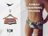 Flow embau swimming trunks 01