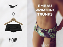 flow . Embau Swimming Trunks 07