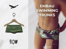 flow . Embau Swimming Trunks 10