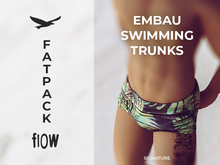 flow . Embau Swimming Trunks Fatpack