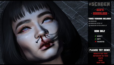 #SCHOEN - Mia's Nosebleed